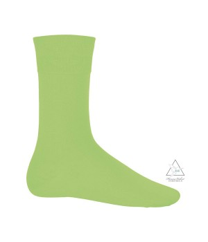 CHAUSSETTES - VERT LIME