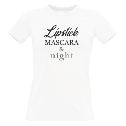 LIPSTICK MASCARA & NIGHT